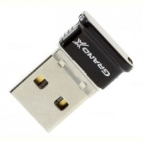 Адаптер Bluetooth Grand-X V4.0/4.1Master&Slave Low Energy LTE aptX (BT40G)