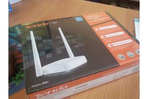 Настройка WiFi роутера Tenda N301
