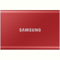 Ssd внешний SAMSUNG T7 500GB USB 3.2 GEN.2 RED (MU-PC500R/WW)