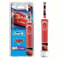 Зубная электрощетка BRAUN Oral-B Kids «Тачки»