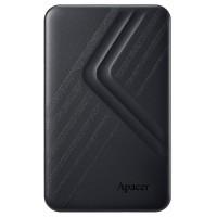 HDD накопитель Apacer AC236 2TB (AP2TBAC236B-1) USB 3.0 Black