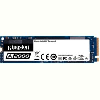 SSD внутренние KINGSTON A2000 1TB PCIe 3.0 x4 M.2 TLC (SA2000M8/1000G)