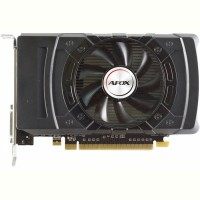 Видеокарта AFOX 4Gb DDR5 128Bit AFRX550-4096D5H3 Single Fan PCI-E