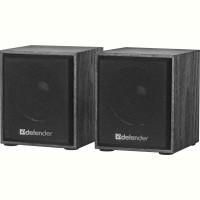 Комп.акустика DEFENDER (65223)2.0 SPK 230 USB 4W черный