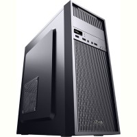 Комп.корпус 1STPLAYER A1-450PLS Black 450W-12cm, 2xUSB2.0, 1xUSB3.0